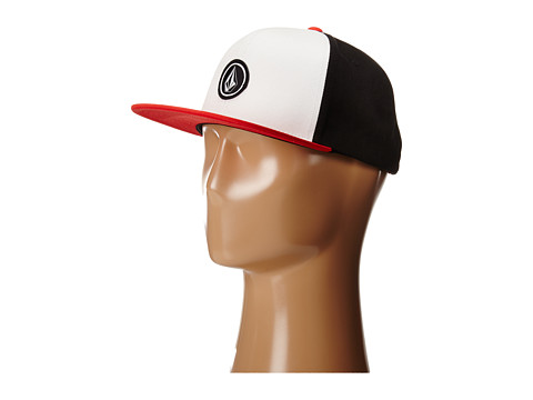 Volcom - Quarter (Firecracker) Baseball Caps
