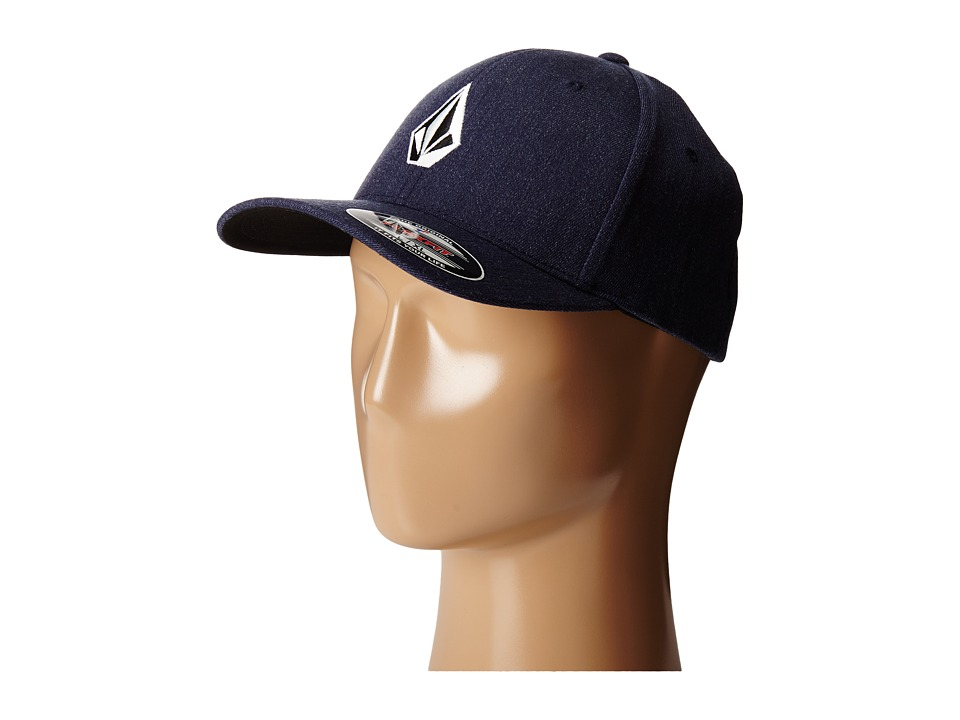 Volcom - Full Stone Heather (Navy) Baseball Caps