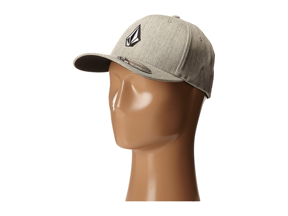 Volcom - Full Stone Heather (Grey Vintage) Baseball Caps
