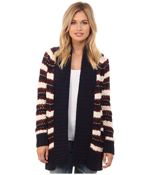 Chaser - Slouchy Open Vintage Sweater Cardigan (Frontier) Women's Sweater
