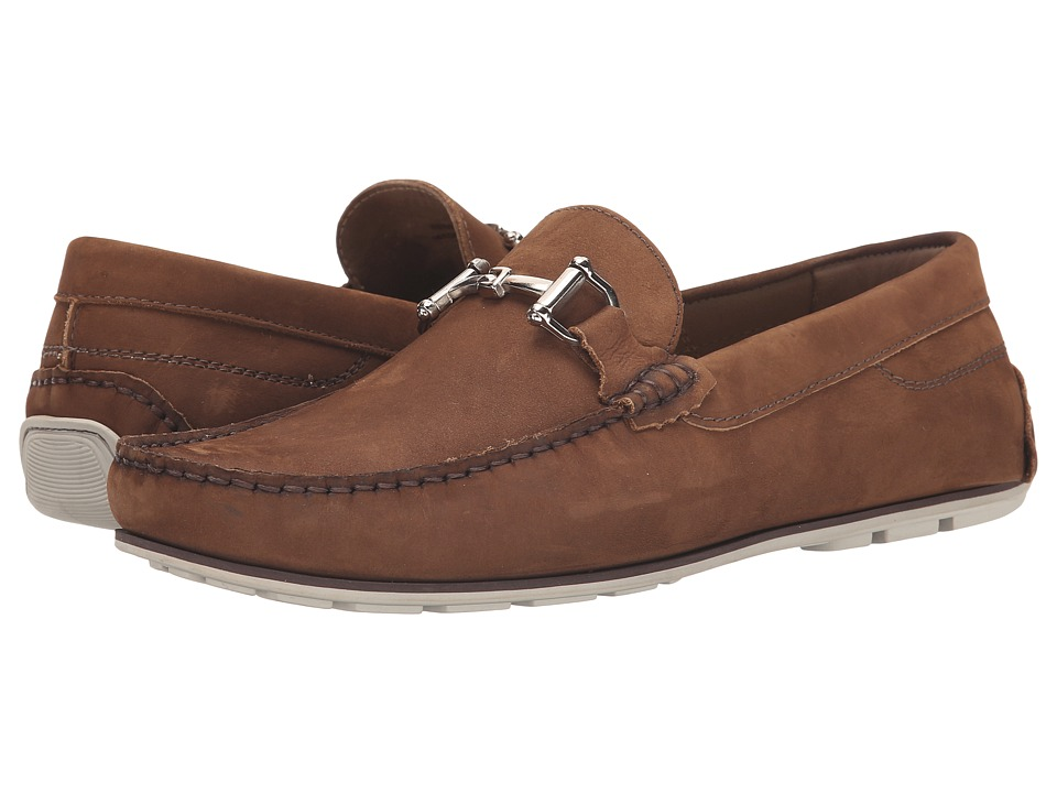 Massimo Matteo - Bit Slip-On (Tan) Men's Slip on Shoes
