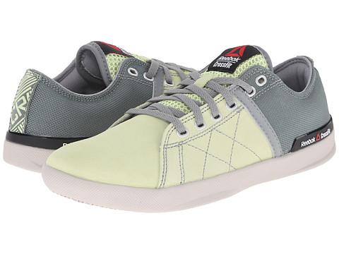 Reebok - RCF Lite LO TR Poly (Citrus Glow/Silvery Green/Flat Grey/Steel) Women