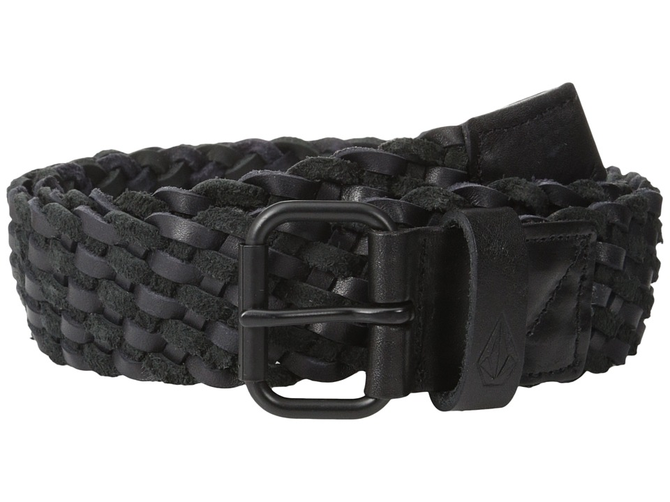 Volcom - Basketcase Belt (Black) Men's Belts
