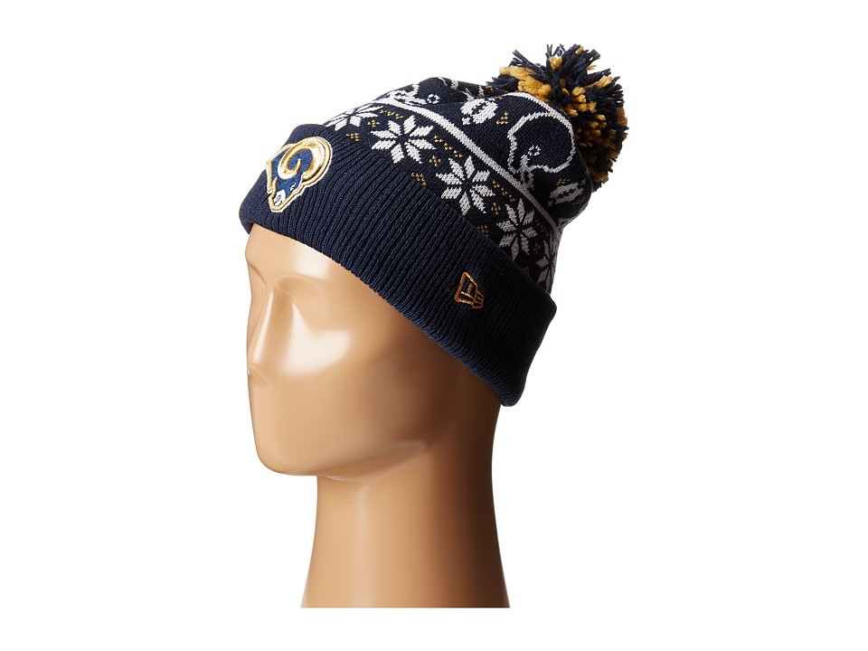 New Era - Sweater Chill St. Louis Rams (Dark Blue) Caps