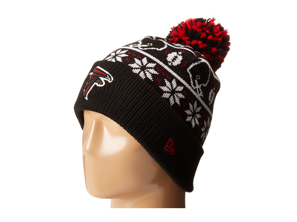 New Era - Sweater Chill Atlanta Falcons (Black) Caps