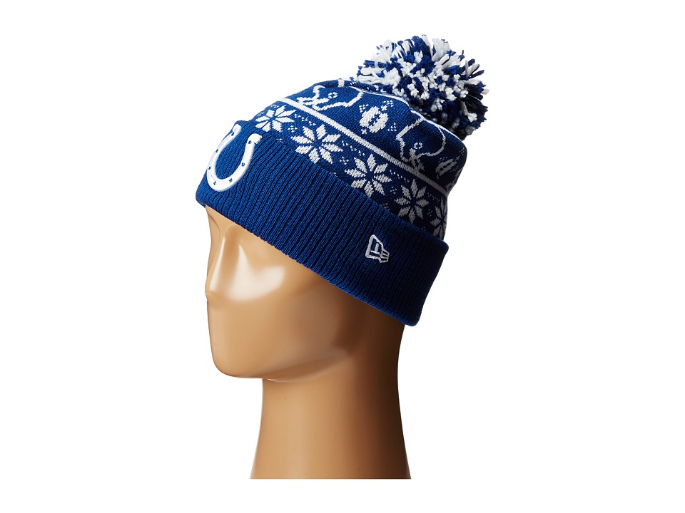 New Era - Sweater Chill Indianapolis Colts (Blue) Caps