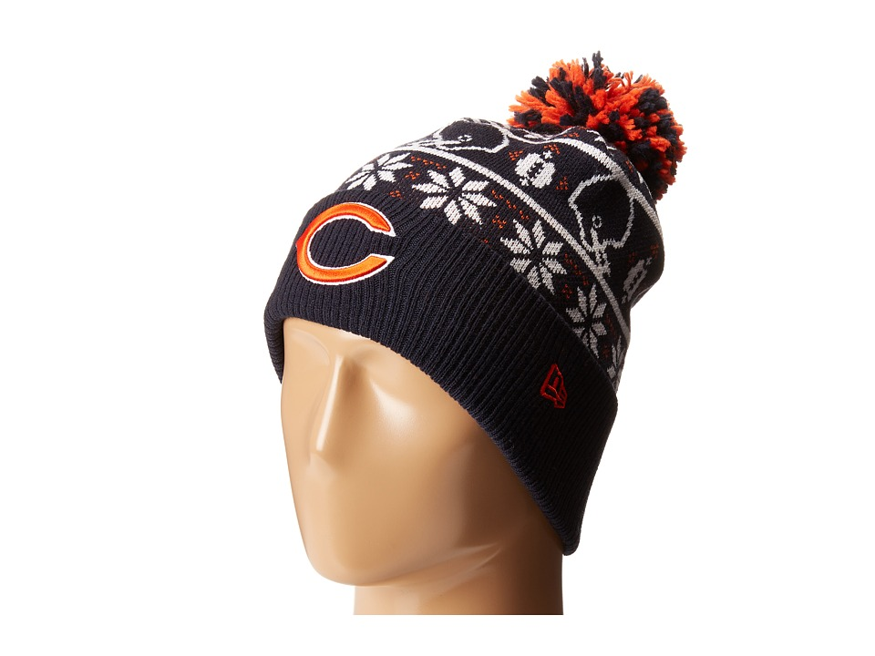 New Era - Sweater Chill Chicago Bears (Navy) Caps