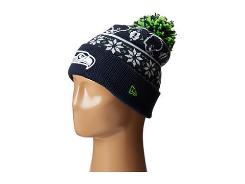 New Era - Sweater Chill Seattle Seahawks (Dark Blue) Caps
