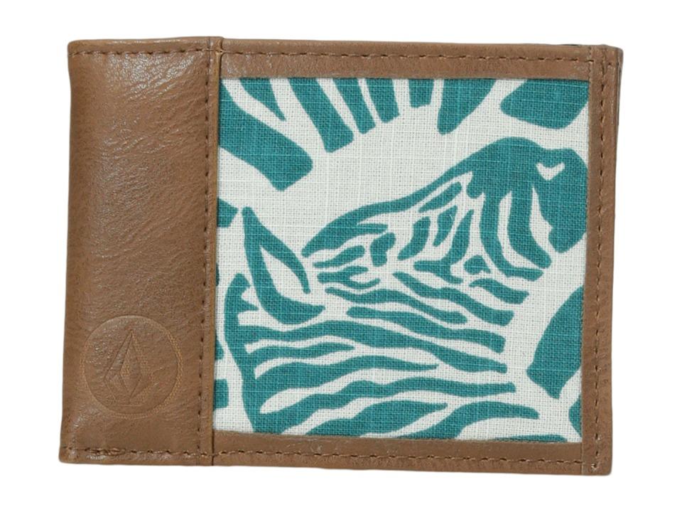 Volcom - Hybrid Wallet (Ocean) Bill-fold Wallet