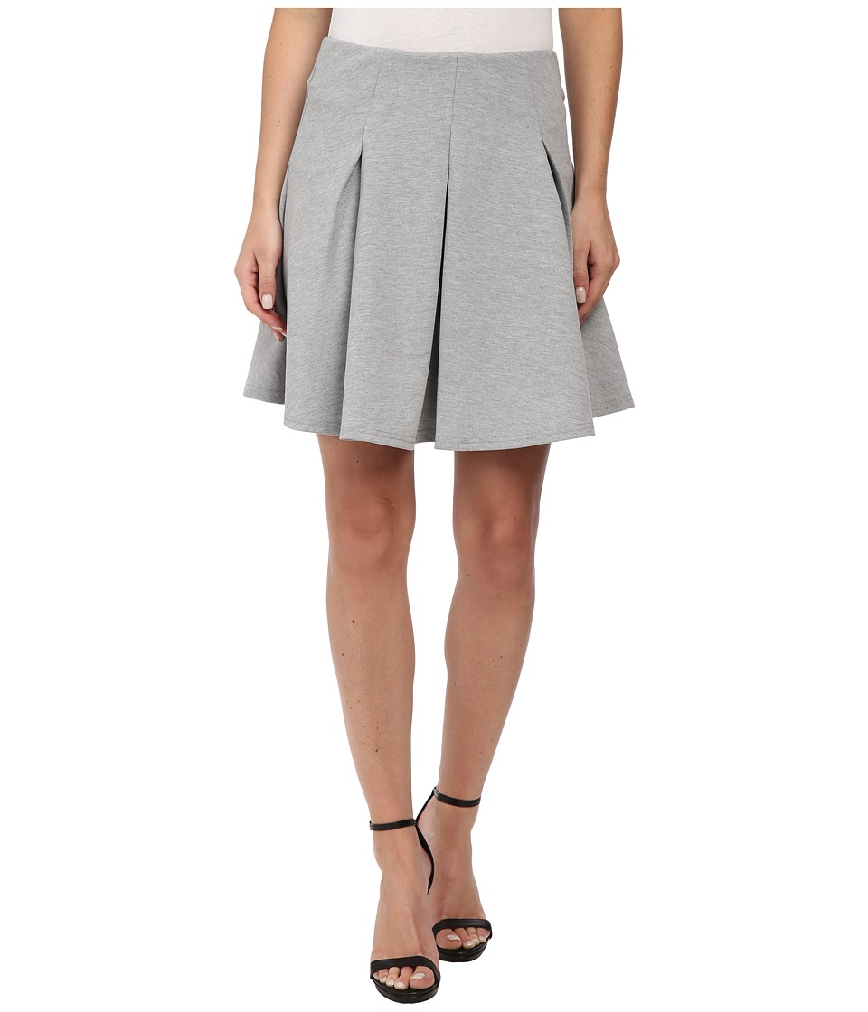 ONLY - Petra Skirt (Light Grey Melange) Women's Skirt