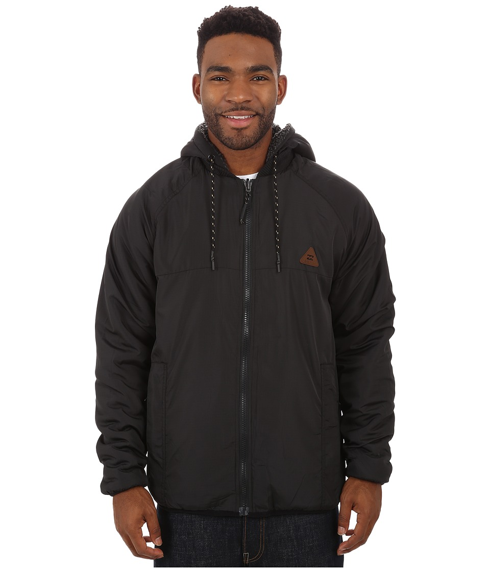 Billabong - Eureka Reversible Jacket (Stealth) Men