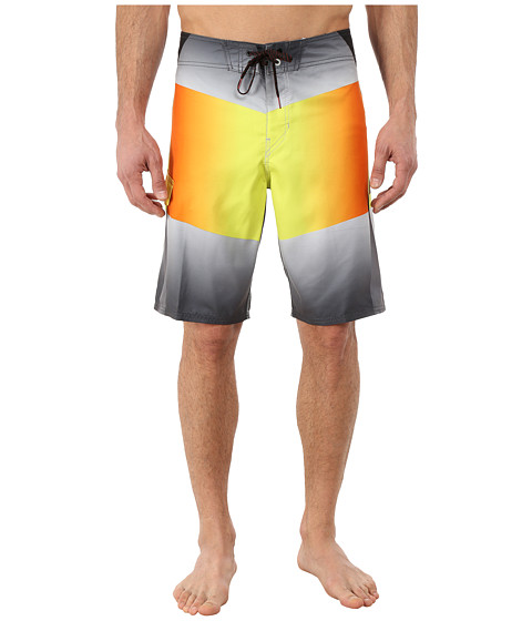 Billabong - Fluid Boardshorts (Orange) Men