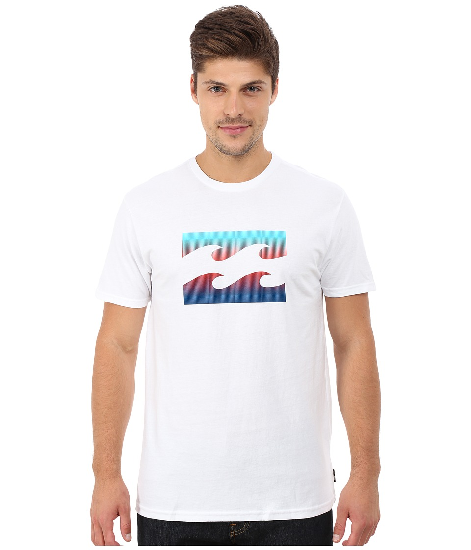 Billabong - Assembly T-Shirt (White) Men's T Shirt