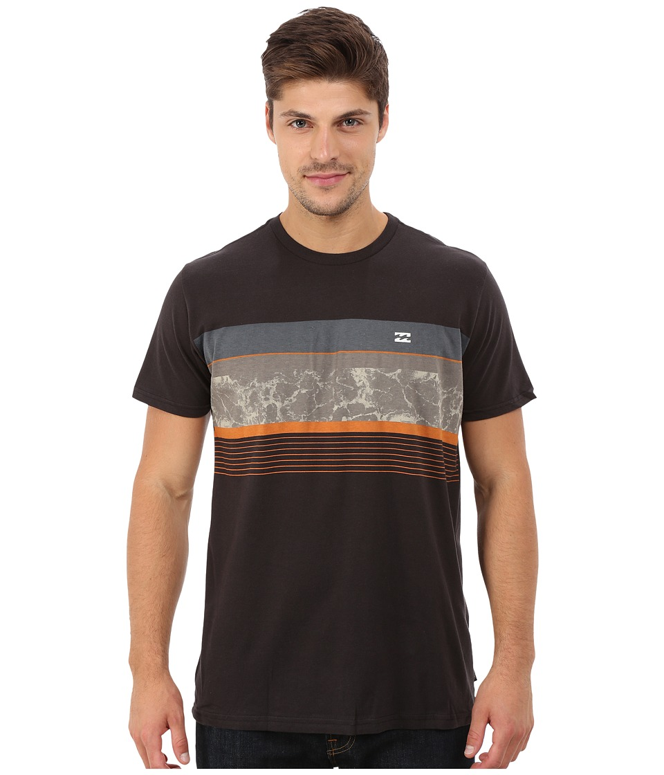 Billabong - Spinna T-Shirt (Black) Men