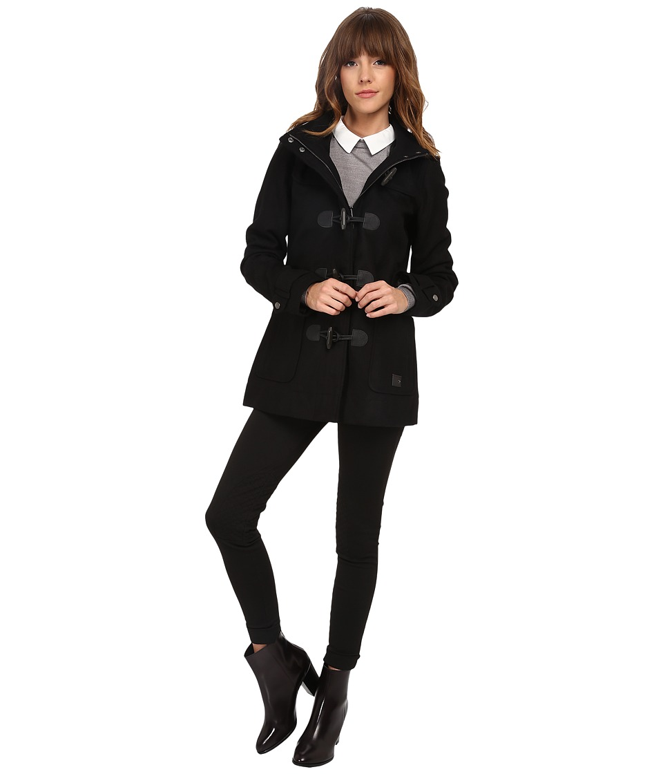 ONLY - Jessie Wool Jacket (Black) Women's Coat