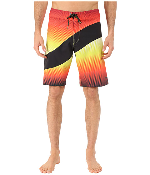 Billabong - Pulse 20 Boardshorts (Orange) Men's Swimwear