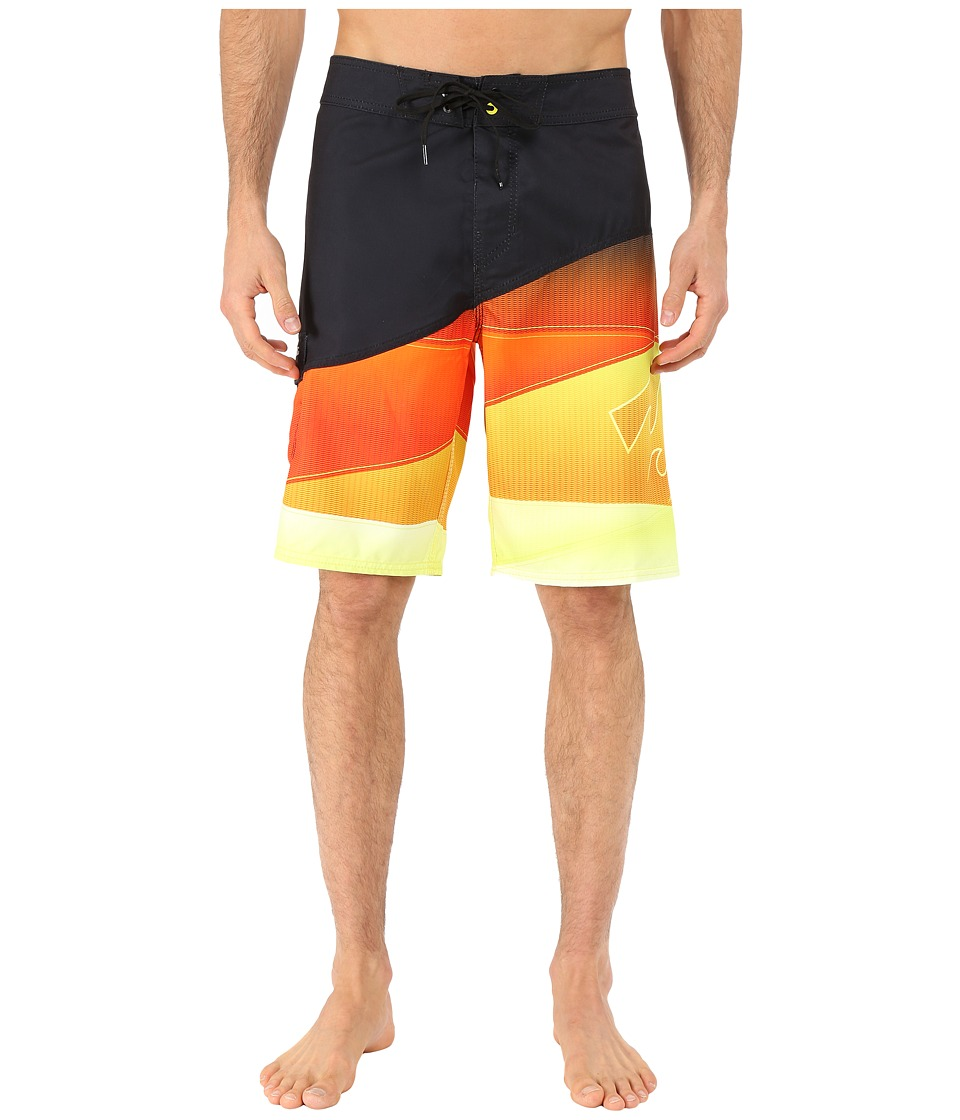 Billabong - Pulse Boardshorts (Orange) Men's Swimwear