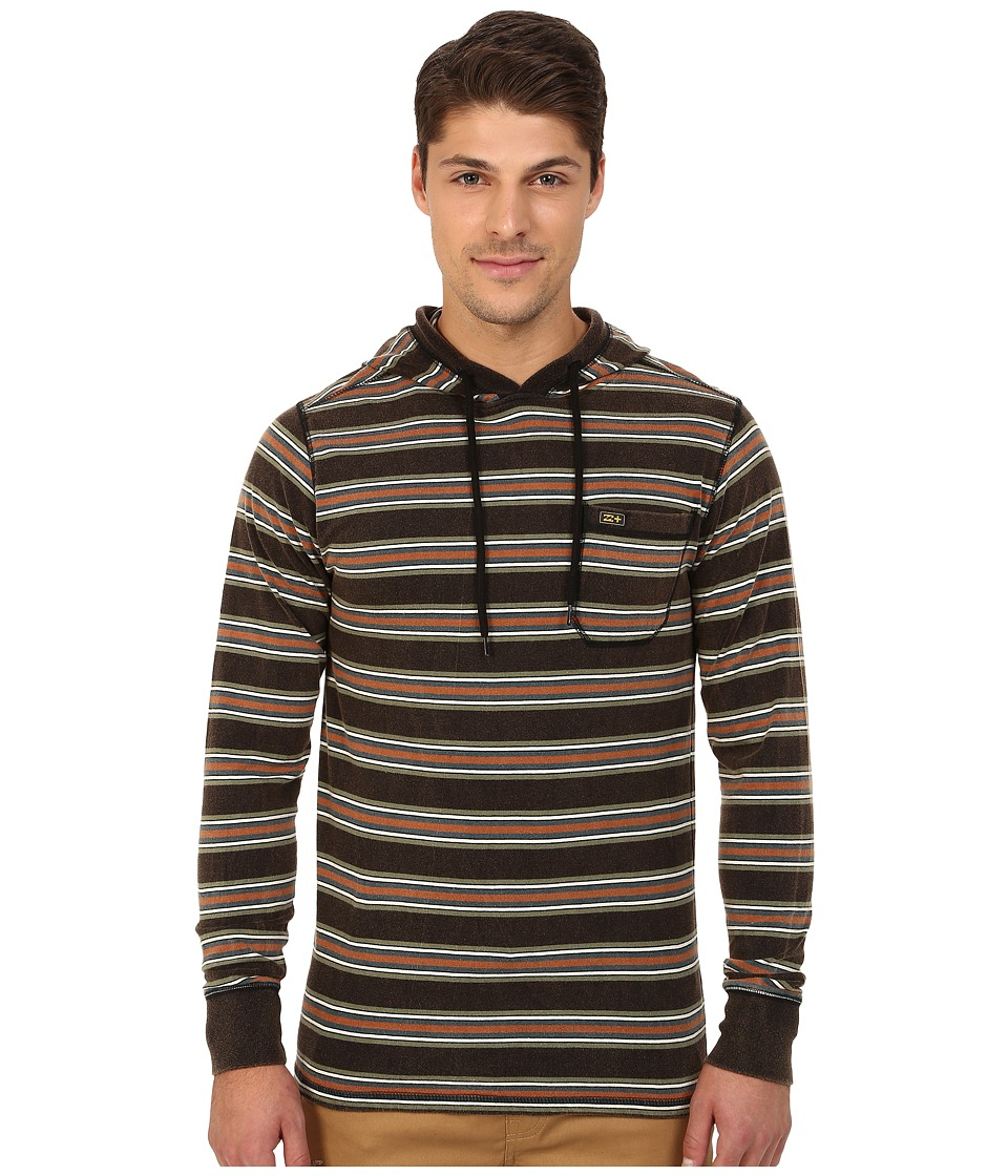 Billabong - Grafton Pullover (Black) Men's Sweatshirt