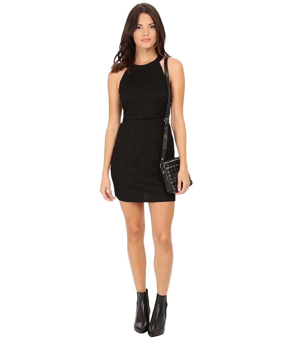 ONLY - Marva Lace Dress (Black) Women