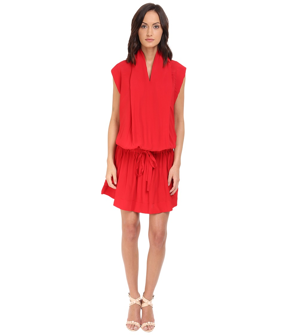 Vivienne Westwood Alberta Dress (Red) Women
