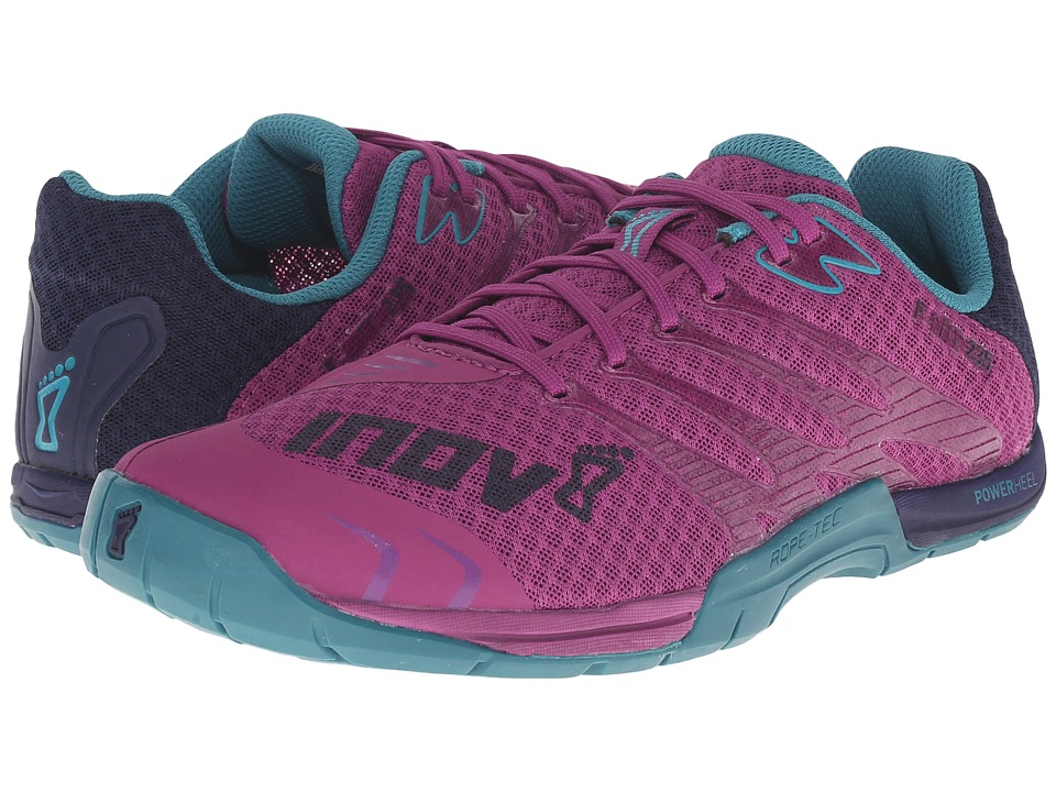 inov-8 - F-Lite 235 (Purple/Teal/Navy) Women's Running Shoes