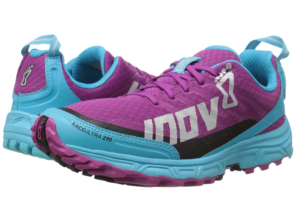 inov-8 - Race Ultra 290 (Purple/Blue) Women's Running Shoes