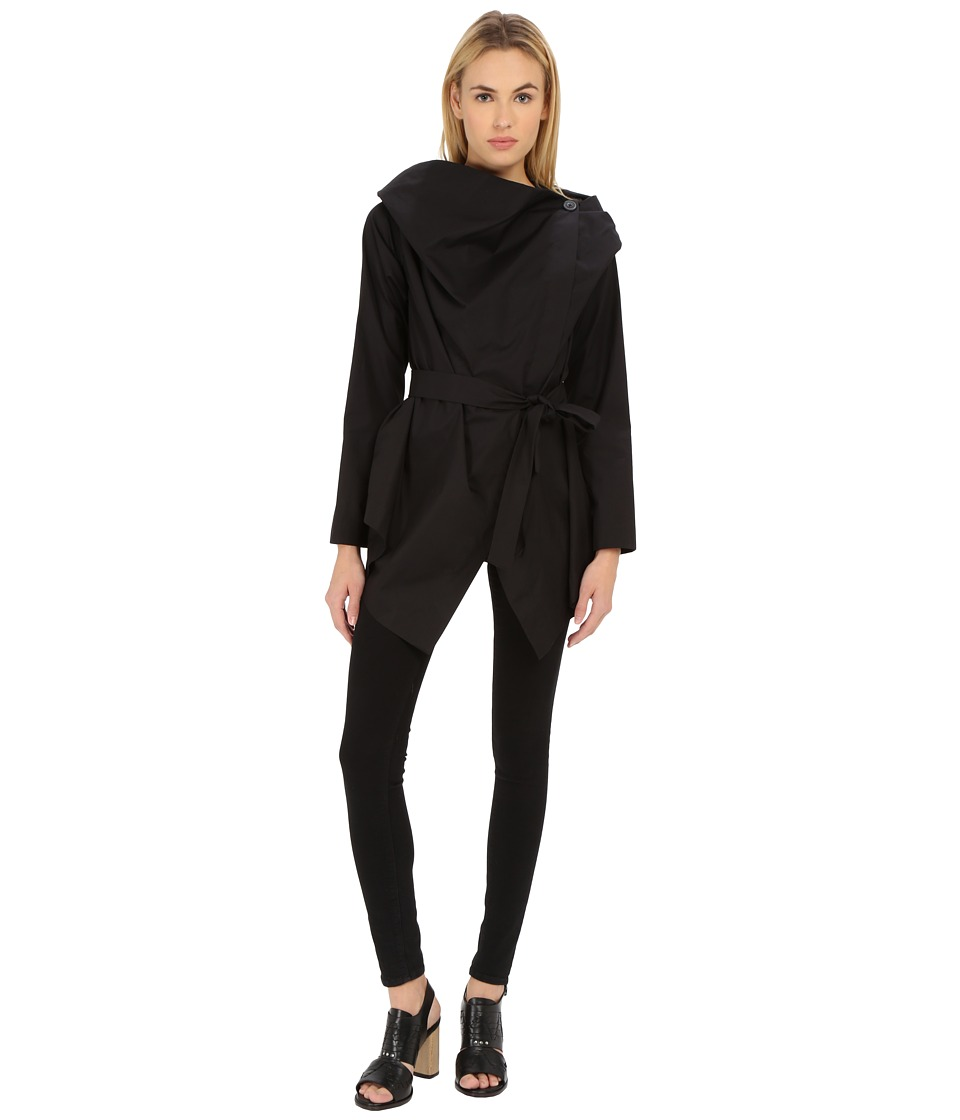 Vivienne Westwood - Square Blouse (Black) Women's Coat