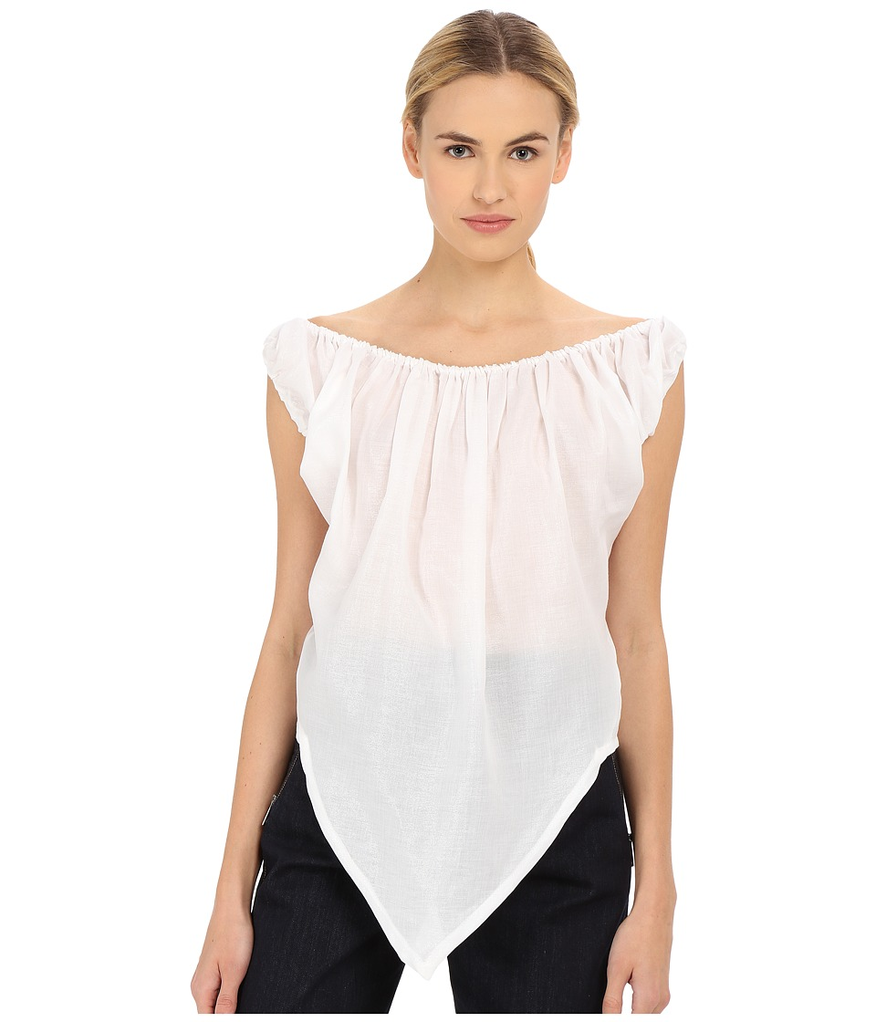 Vivienne Westwood - Gypsy Blouse (White) Women's Blouse