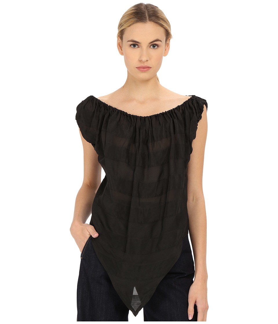 Vivienne Westwood - Gypsy Blouse (Black) Women's Blouse