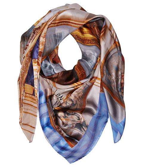 Vivienne Westwood - Collection Square 135X135 (Light Blue) Scarves