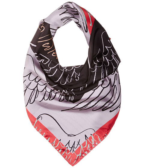Vivienne Westwood - Apollo 70X70 (Black) Scarves