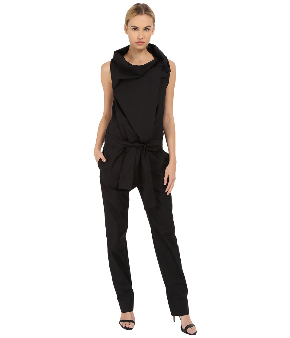 Vivienne Westwood - Square Jumpsuit (Black) Women's Jumpsuit & Rompers One Piece