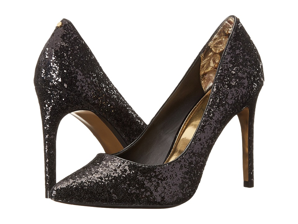 Ted Baker - Neevo 5 (Black Glitter) High Heels
