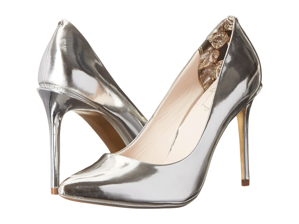 Ted Baker - Laorel (Silver) High Heels