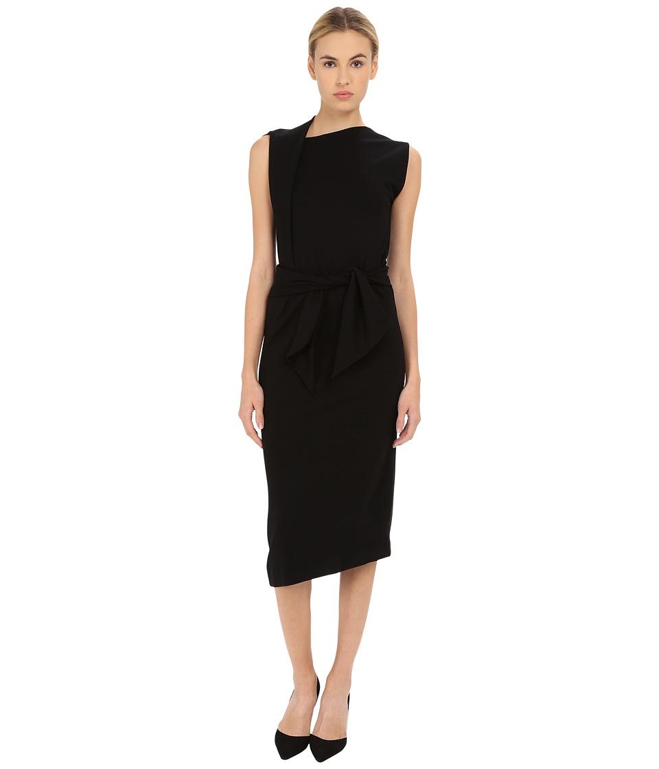 Vivienne Westwood - Short Sleeve Rixon Dress (Black) Women's Dress