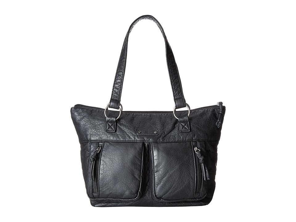 Vans - Charades Medium Bag (Black) Bags