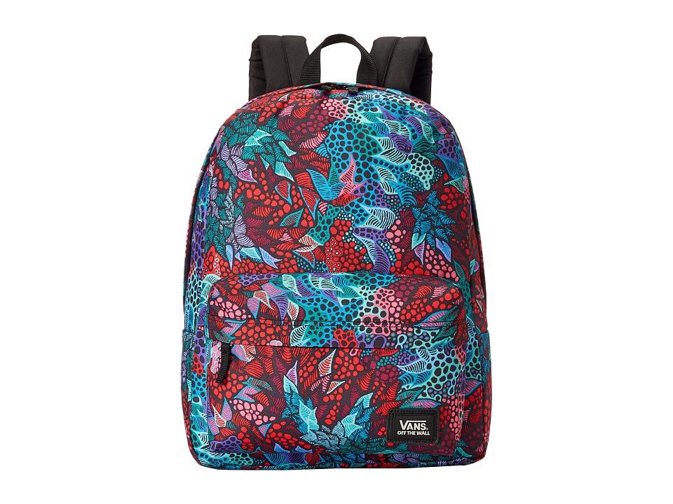 Vans - Saulo Ibarra Backpack (Saulo Multi) Backpack Bags