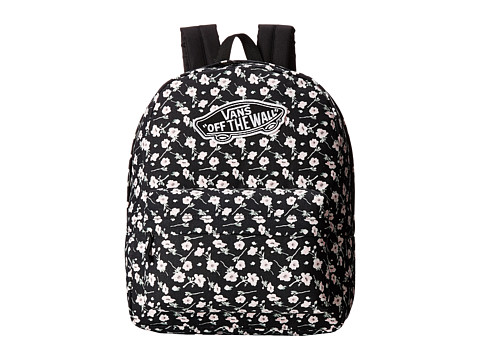 Vans - Realm Backpack (Graphite) Backpack Bags