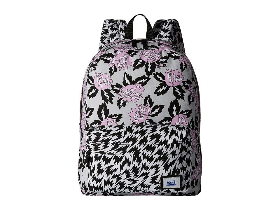 Vans - Eley Kishimoto Novelty Backpack (Magnolia Hysteria) Backpack Bags