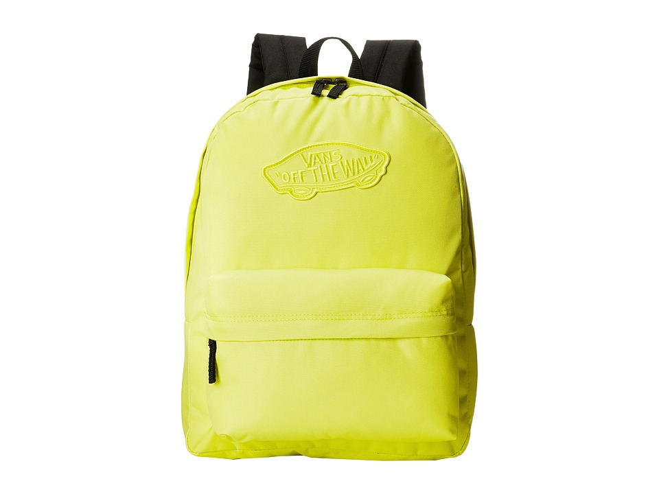 Vans - Realm Backpack (Sulphur) Backpack Bags