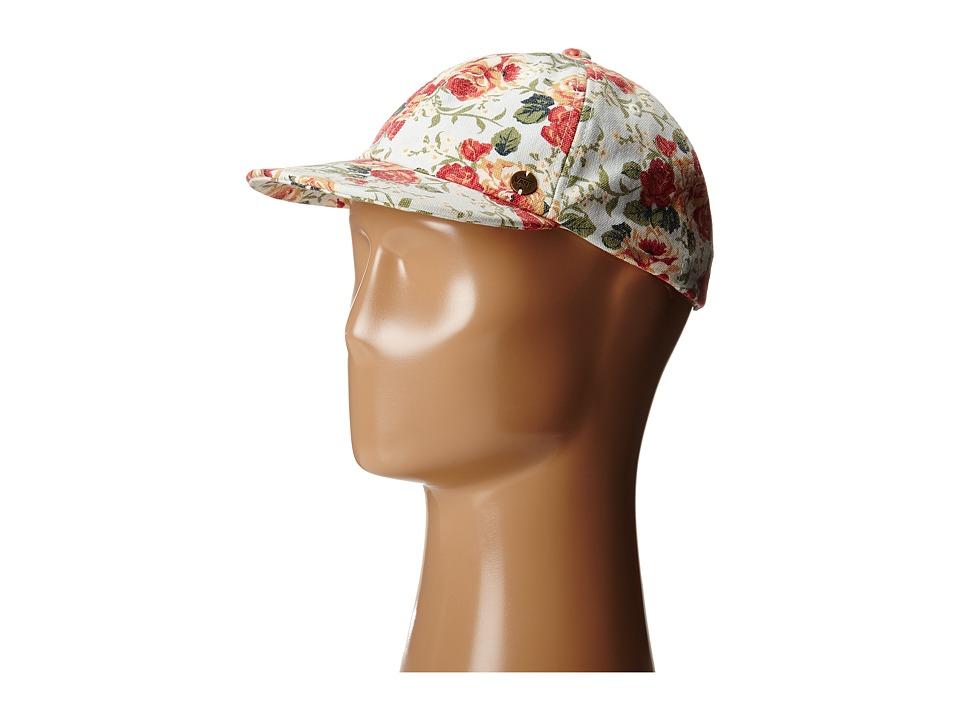 Vans - Leila Hat ((Leila)Off White Floral) Caps