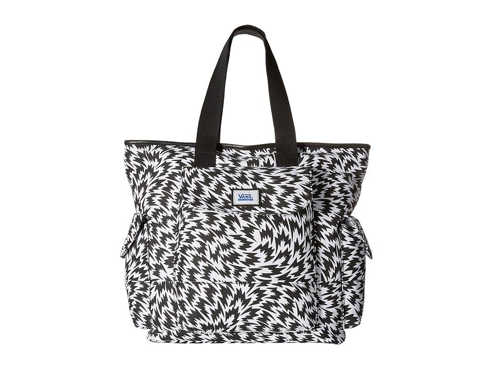Vans - Eley Kishimoto Fashion Tote (Flash) Tote Handbags