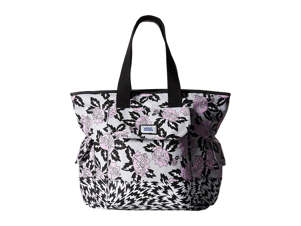 Vans - Eley Kishimoto Fashion Tote (Magnolia Hysteria) Tote Handbags