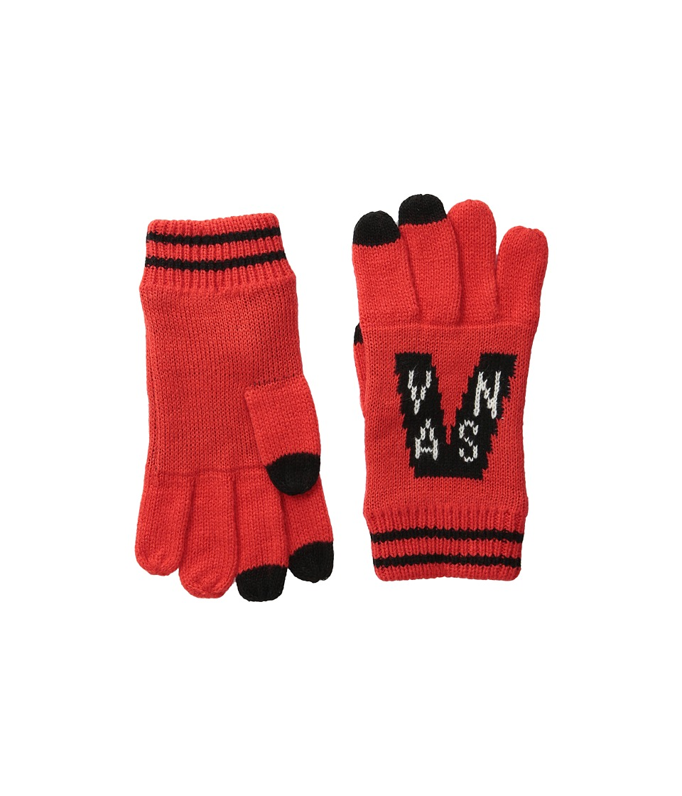 Vans - Team Spirit Gloves (Flame Scarlet) Extreme Cold Weather Gloves