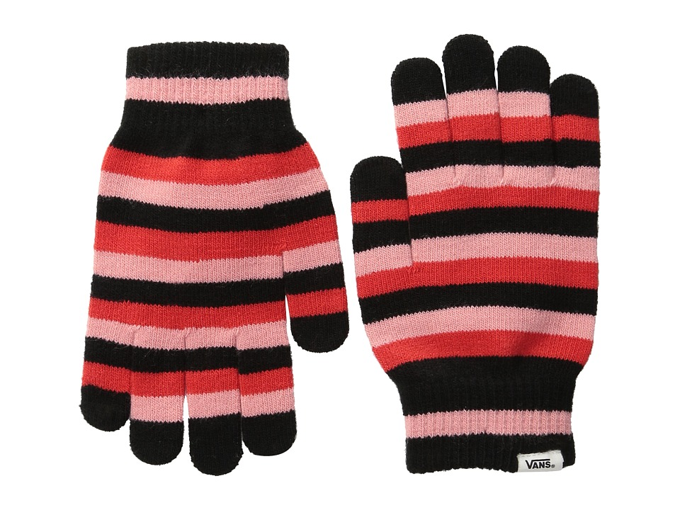 Vans - Happy Hands Gloves (Flamingo Pink) Extreme Cold Weather Gloves