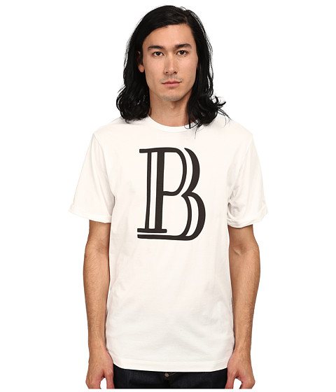 Pierre Balmain - Balmain T-Shirt (White/Ecru) Men's T Shirt