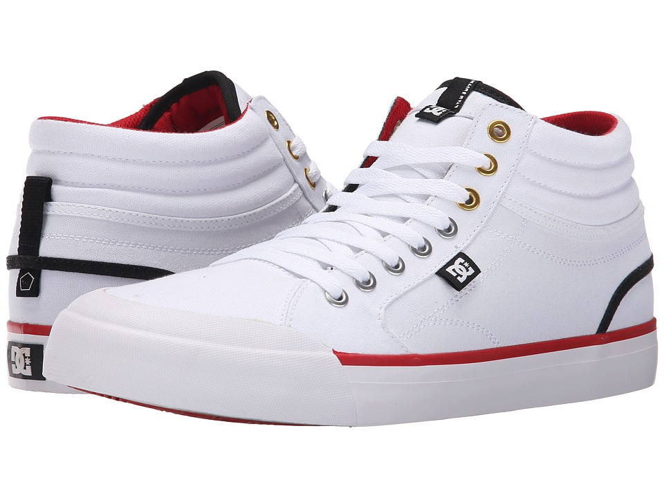 DC Evan Smith Hi (White) Men