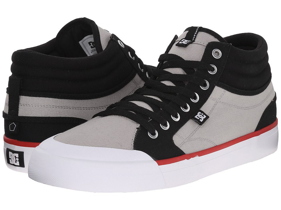 DC Evan Smith Hi (Black/Grey) Men