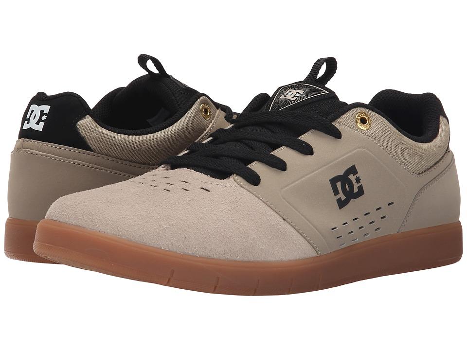 DC - Cole Signature (Tan) Men's Skate Shoes