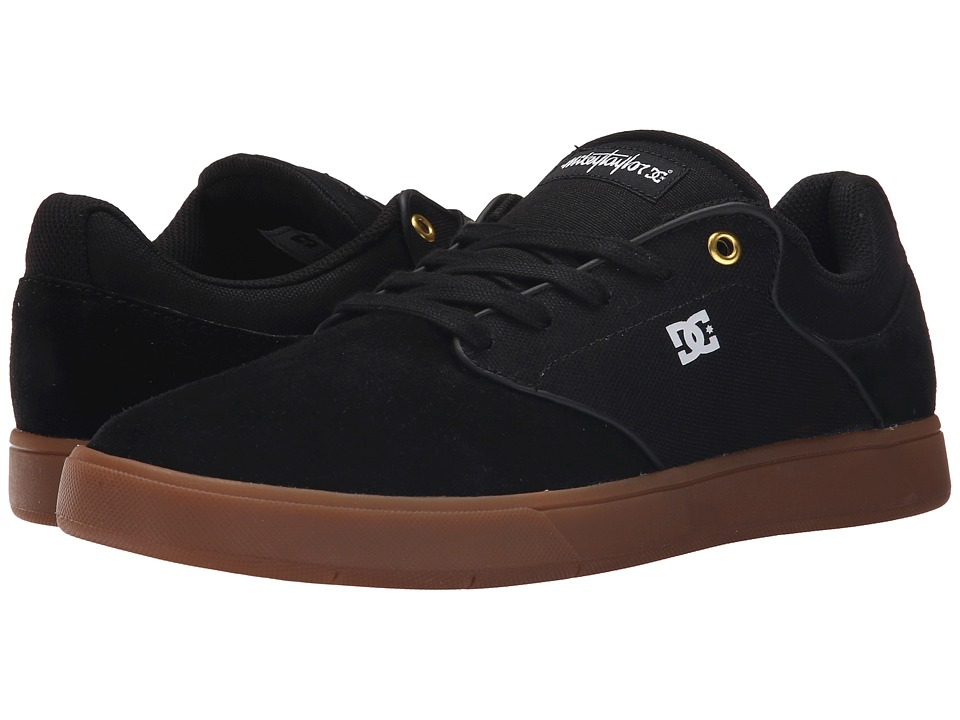 DC Mikey Taylor (Black/Gum) Men